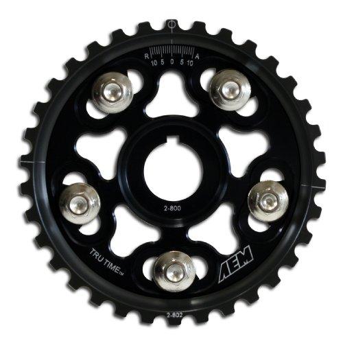 aem-tru-time-cam-gear-negro-5-bolt-para-honda-d16y7-d16y8-pn-23-804bk