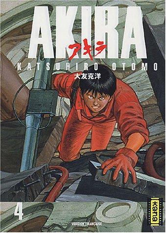 Akira, tome 4