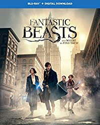 Fantastic Beasts and Where To Find Them [Blu-ray] [2016]