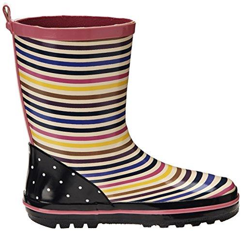 Be Only Sonya, Bottes de pluie fille Multicolore (Multi)
