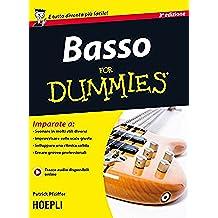 Basso For Dummies (Hoepli for Dummies)