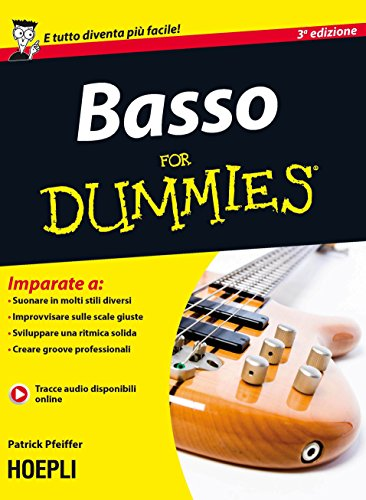 Basso For Dummies (Hoepli for Dummies)