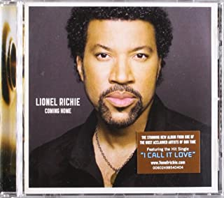 Coming Home by Lionel Richie (B000I2JH2W) | Amazon Products