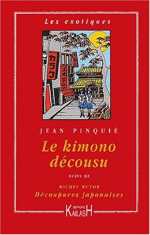 Le Kimono décousu : Promenade