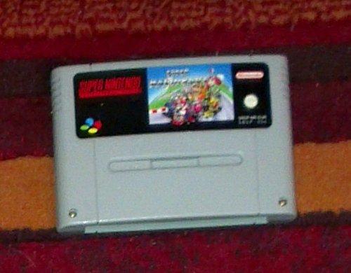 Super Mario Nes (Super Mario Kart)
