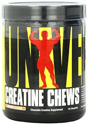 Universal Nutrition Creatine Chews by Universal Nutrition