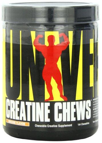 Universal Nutrition, Creatine Chews Orange, 354 g