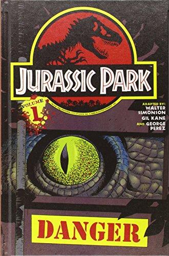 Jurassic Park Vol. 1: Danger por Walter Simonson