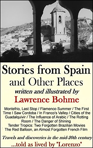 Stories from Spain and Other Places (English Edition)