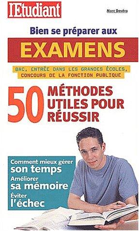 50 méthodes utiles pour bien se préparer aux examens