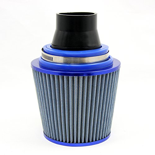 kerronetmuniversal-3-25-76-63mm-air-intake-filter-pipe-rubber-hose-reducer-motorcycle-air-filter-cle