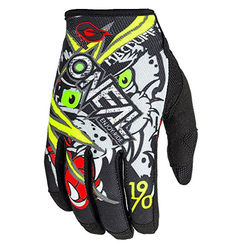 Oneal Mayhem Matt Macduff Signature Motocross Handschuhe Cross Offroad Enduro Mx (L, Multi)