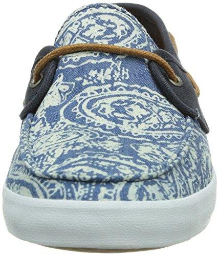 Vans W CHAUFFETTE  NAVY/WHITE Damen Sneaker Blau (Navy/White / NAV)