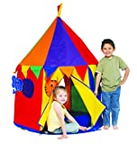 BAZOONGI Special Edition Circus Play Tent