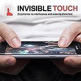 COSKIP Galaxy S7 Edge Displayschutz 3D Schutzglas Panzerglas - Transparent -1 Pack Bild 3