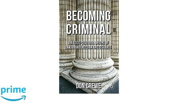 becoming criminal crewe don