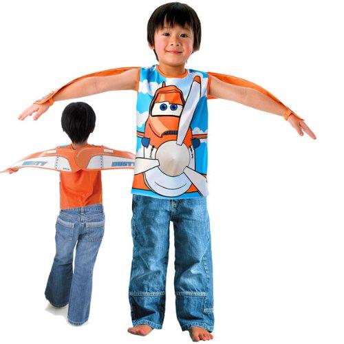 Flugzeuge-Wappenrock Set - Kostüm