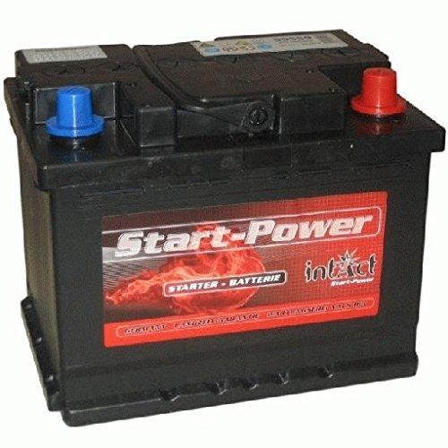 Preisvergleich Produktbild intAct Batterie Start-Power 12V 55Ah 420A 55559 X70