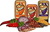 Dollie Sauce 3er Set, Original, Pepper Curry, Sweet Onion Bacon, 3 Tuben