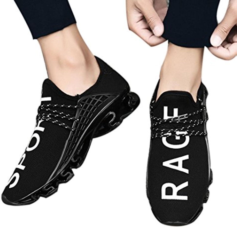 Mounter-Shoes ST-25 - Zapatillas de Running de Malla para Hombre