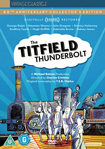 Titfield Thunderbolt - 60th Anniversary Collector's Edition [1953] [Blu-ray] (Collectors 60th Anniversary)