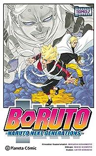 Boruto nº 02: Naruto Next Generations par Masashi Kishimoto