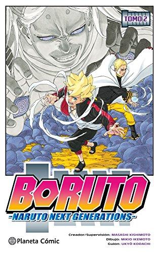 Boruto nº 02: Naruto Next Generations (Manga Shonen)