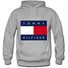 Christinaitchel Mens Tommy Hilfiger Stylish Kapuzenpullover Hoodie Sweatshirt
