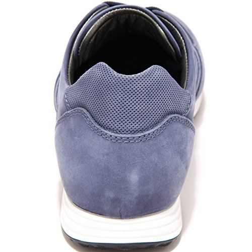 44923 sneaker HOGAN OLYMPIA scarpa uomo shoes men Indaco