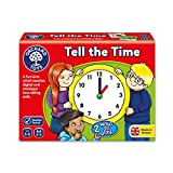 Orchard Toys Tell the Time - Orchard Toys - amazon.co.uk