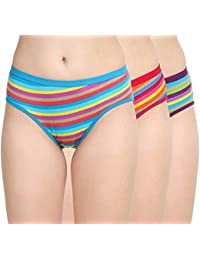 37bc40a16358 Womens Undergarments| Womens Underwears|Girls Panty|Cotton Panty for  Ladies| Women's Cotton Hipster |MID Waist Hipster Organic Cotton…