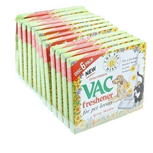 radvac-universal-vac-extra-strength-freshener-discs-spring-meadow-fragrance-24-x-2-pack-suitable-for
