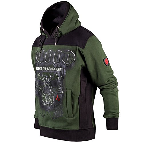 Blood In Blood Out - Maglia sportiva -  uomo Verde