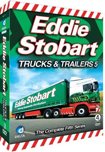 Eddie Stobart Trucks & Trailers – The Complete Series 5 [DVD] [UK Import]