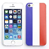 iProtect Apple iPhone 5 5s SE Soft Case TPU cover case 0,3mm France