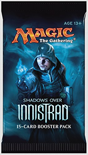 Schatten über Innistrad - Booster Pack - Deutsch - German - Shadows over Innistrad - Magic: The - Schatten Lotus