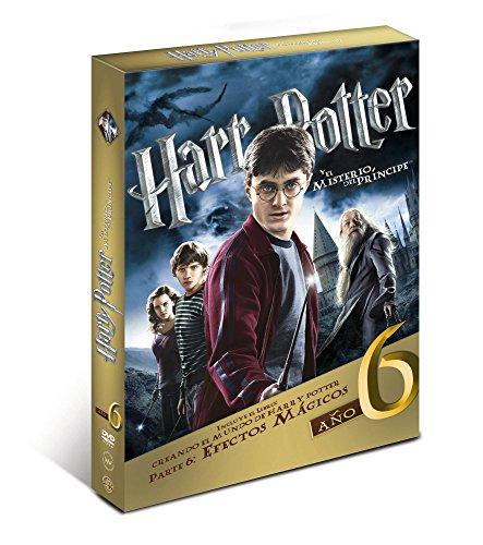 Harry Potter Y El Misterio Del Príncipe. Nueva Edición Con Libro [DVD]