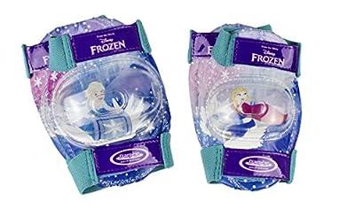Frozen Patines Infantiles 4 Ruedas + Protecciones Darpeje OFRO019 de Darpeje