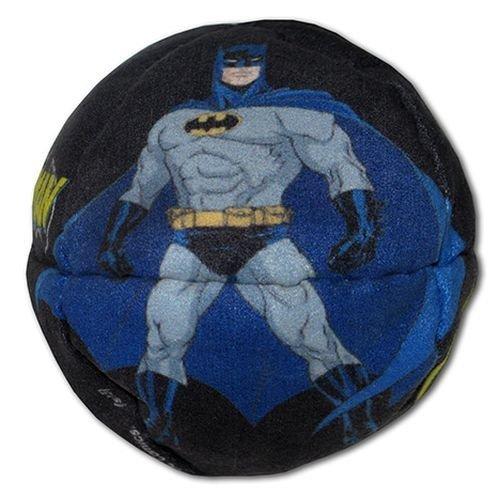 super-hero-paneled-prof-footbag-hacky-sacks-fb4-batman-figures-logos-by-adventure-trading