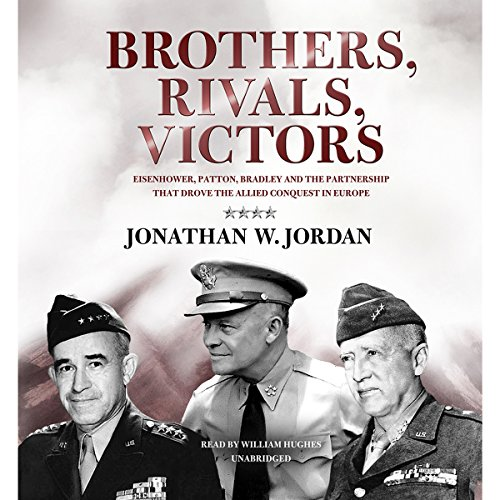 Brothers, Rivals, Victors  Audiolibri