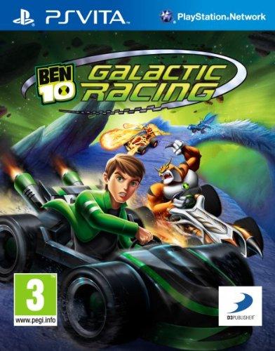 Ben 10: Galactic Racing [Importación italiana]