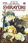 Shirayuki aux cheveux rouges, tome 18 par Akiduki