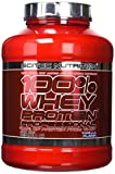 Scitec Nutrition 100% Whey Protein Professional protéine vanille 2350 g