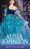 As Luck Would Have It (The Providence Series Book 1)