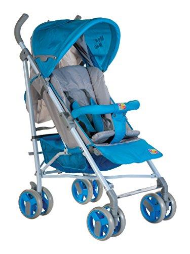 Mee Mee MM8380 Baby Stroller (Blue)
