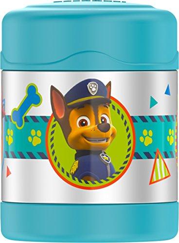 Thermos 10 Ounce Funtainer Food Jar, Paw Patrol Funtainer 10 Oz Food Jar