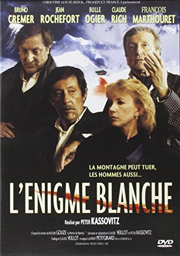 L'énigme blanche [FR Import]