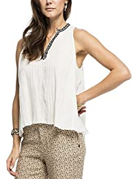 Scotch & Soda Maison 16210353732 - T-shirt - Femme