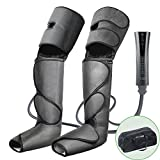FIT KING Air Compression Leg Massager for Foot Calf and Thigh Circulation Massage