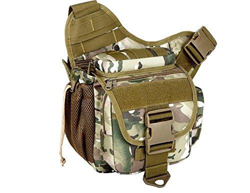 Zll/Armee Fan Sport Super Sattel Paket diagonal Taschen leicht und praktisch platzsparend Pakete CP